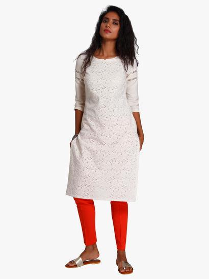 White Kurti Online Buy Best White Kurti Designs For Women Nykaa Fashion,Machine Design Magazine
