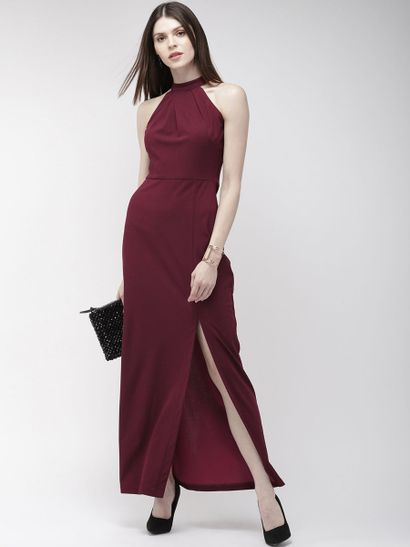 Halter Dress- Buy Halter Neck Dresses