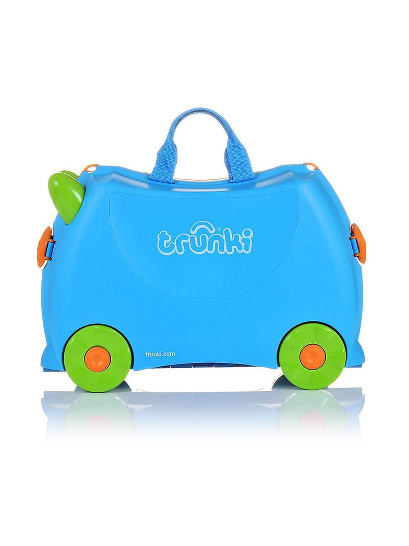 Trunki Kids Bags and Backpacks : Buy Trunki Blue Terrance Trolley Bags  Online | Nykaa Fashion