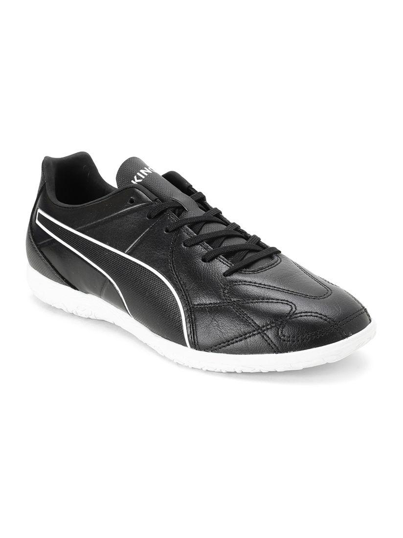 Puma Footwear : Puma Unisex KING Hero IT Sports Shoes Black (5) Online | Nykaa Fashion