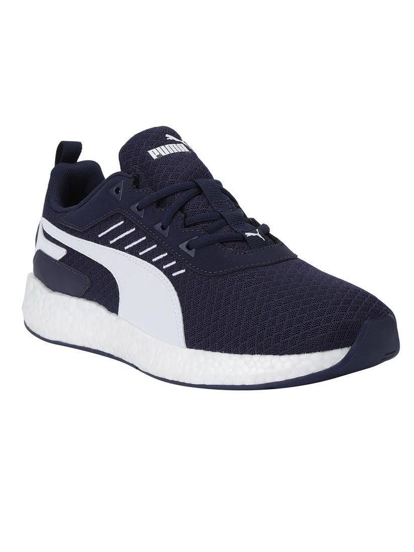 Puma NRGY ELATE Blue Running Shoes