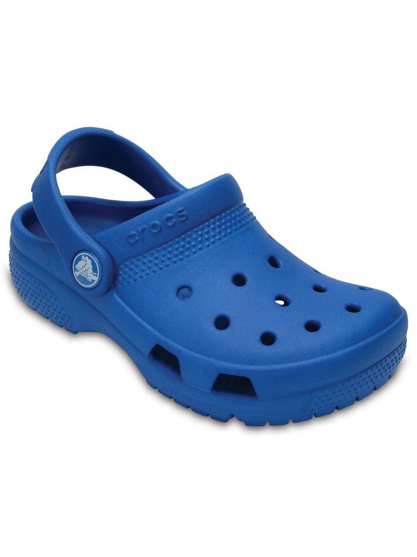 Buy Crocs Blue Coast Patterned Clogs