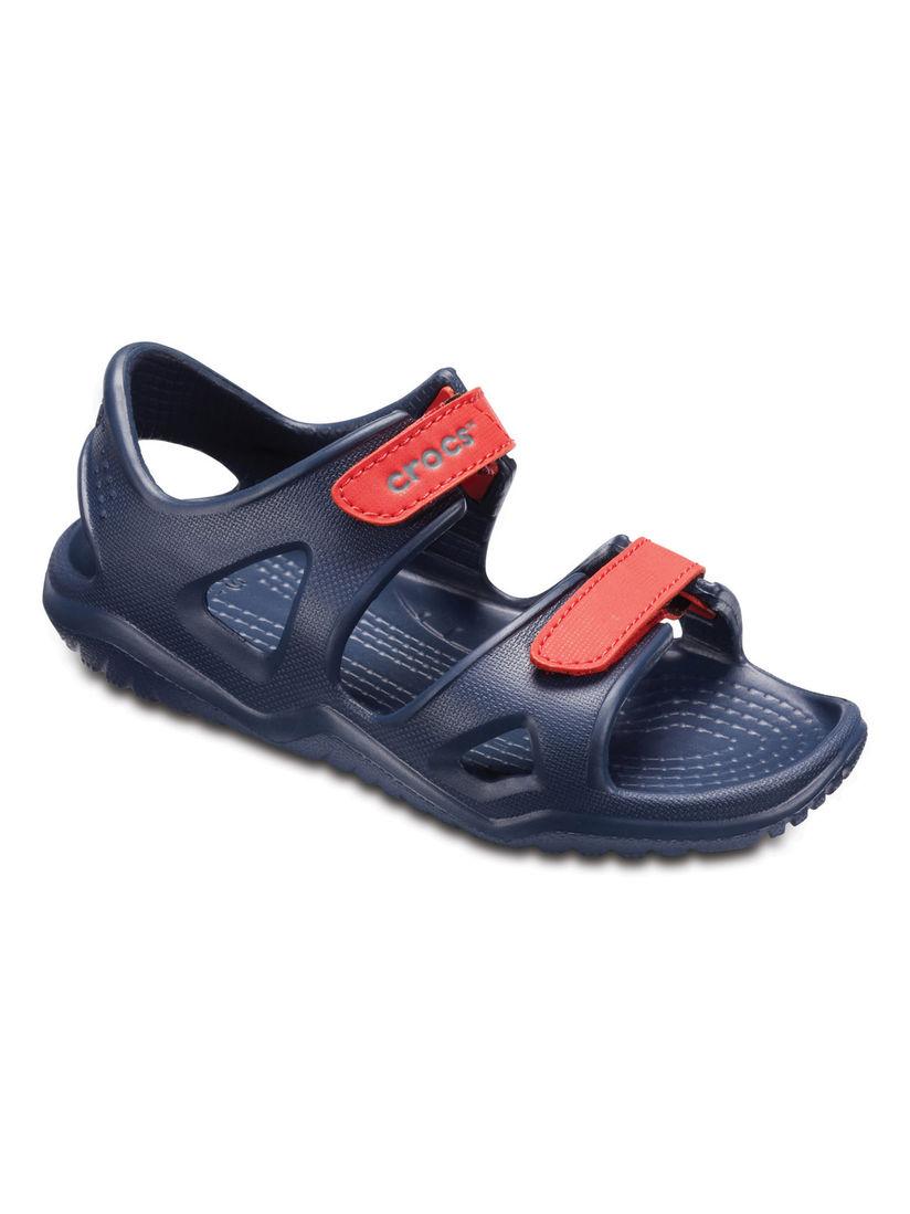 Buy Crocs Navy Blue Swiftwater Unisex
