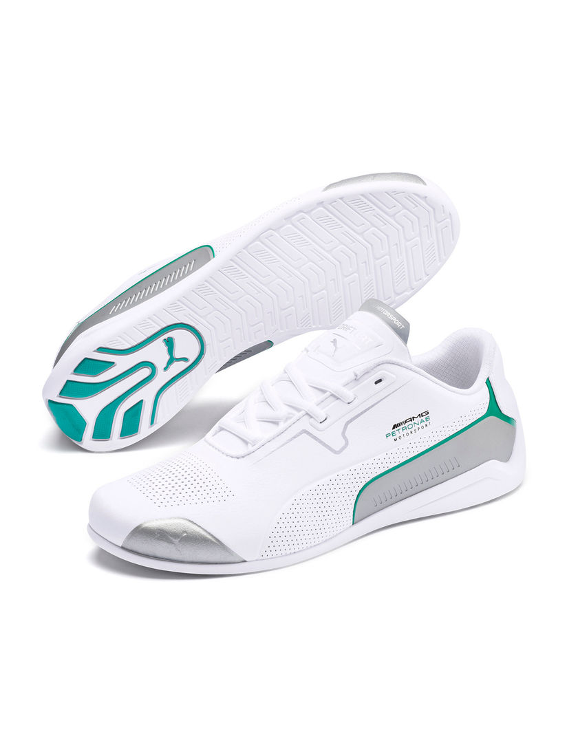 Puma Sports Shoes & Sneakers : Buy Puma White MAPM Drift Cat 8 Unisex  Sneakers Online | Nykaa Fashion.