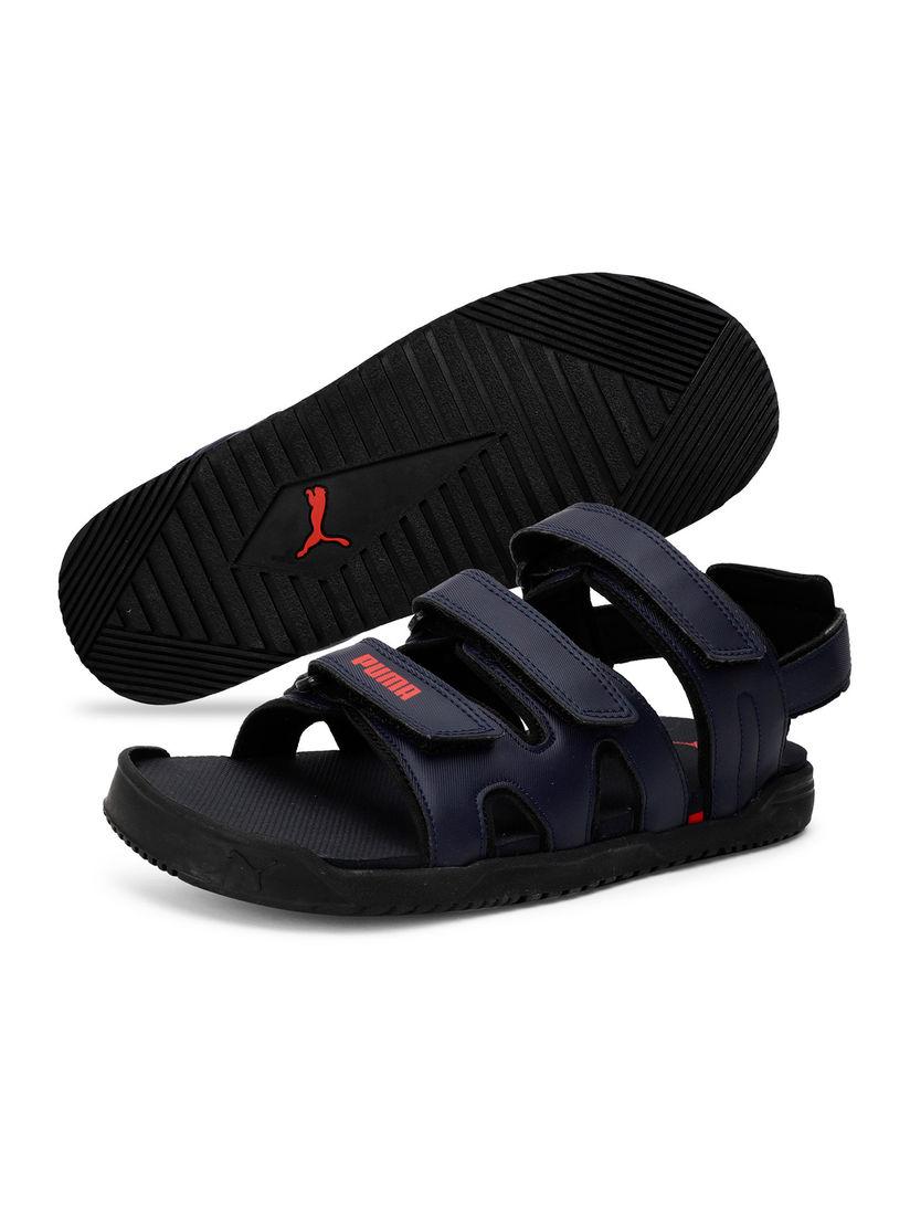 Puma Navy Blue Glare IDP Unisex Sandals