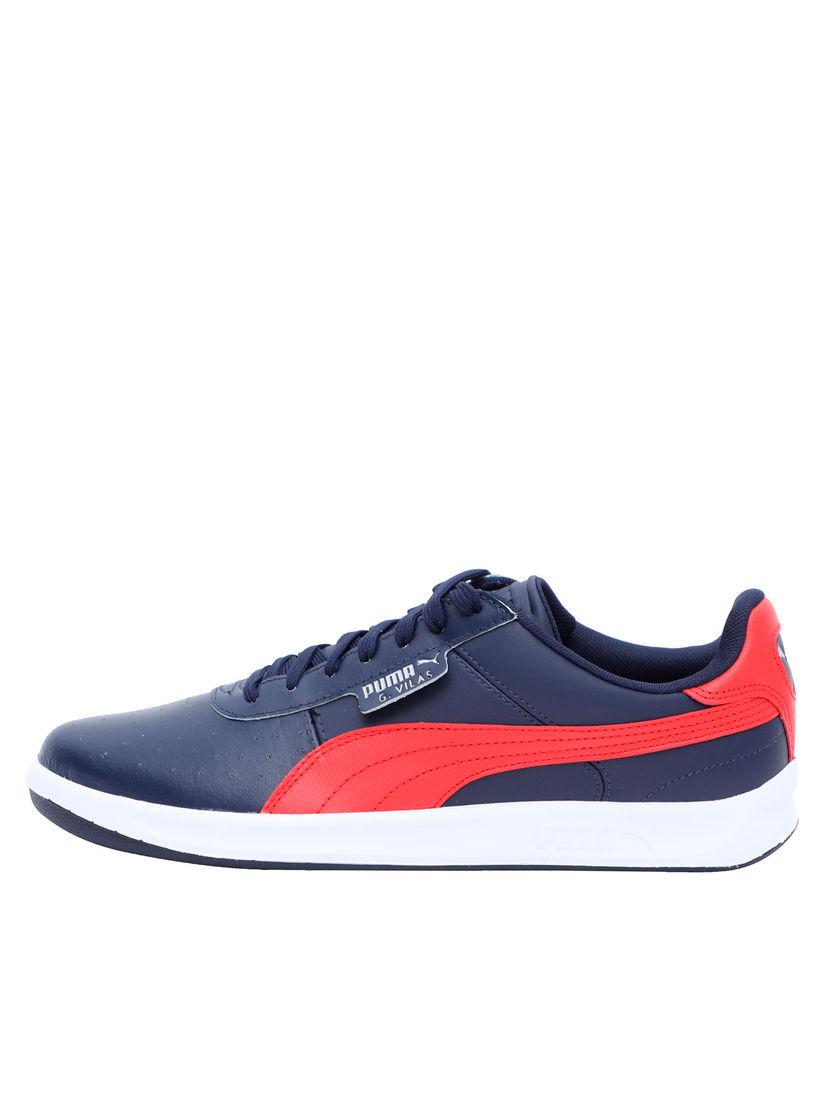 Buy PUMA Navy Blue G. Vilas 2 Sneakers