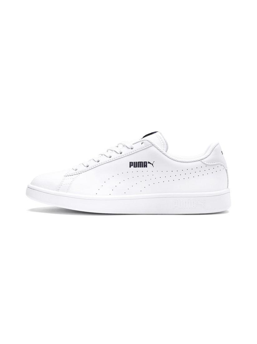 PUMA White Smash v2 L Perf Whi Sneakers