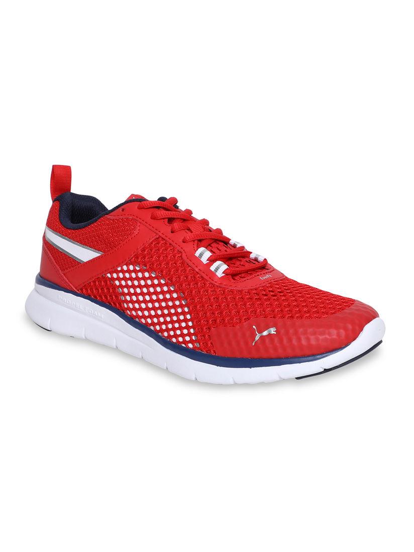 puma flex essential pro running shoes
