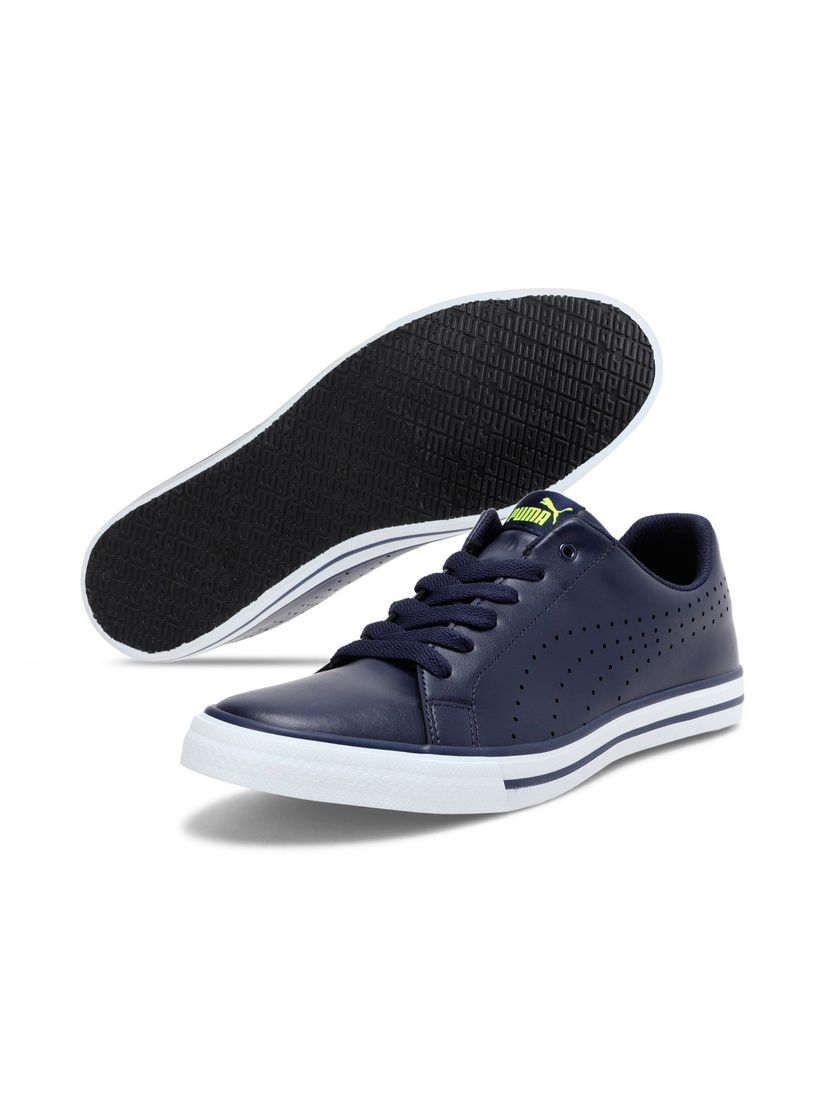 Puma Navy Blue Poise Perf IDP Sneakers