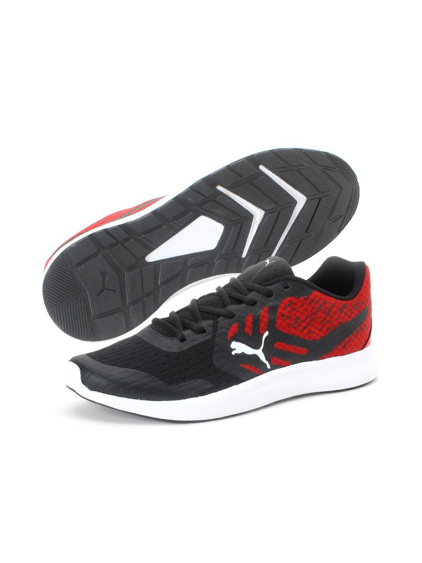 Puma Black Gamble XT IDP Walking Shoes