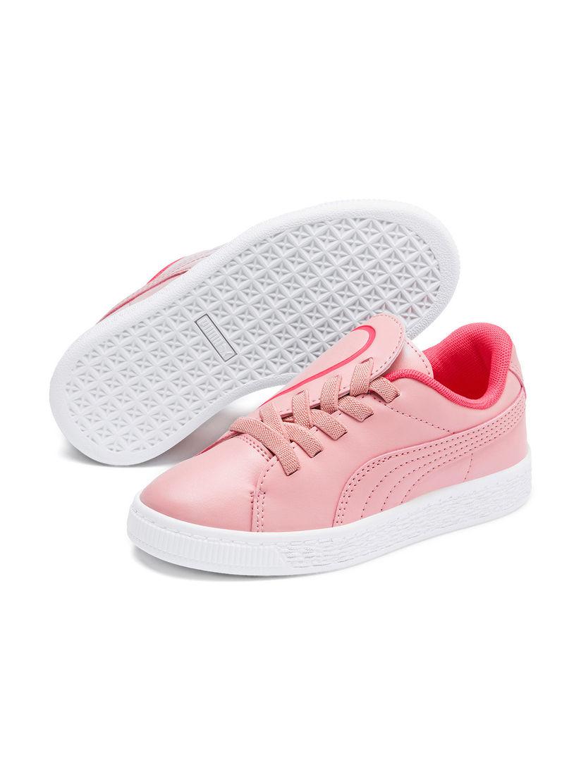 acoplador Varios distancia  Puma Kids Sneakers : Buy Puma Pink Basket Crush Ac Ps Bridal Rose Aler  Sneakers Online | Nykaa Fashion