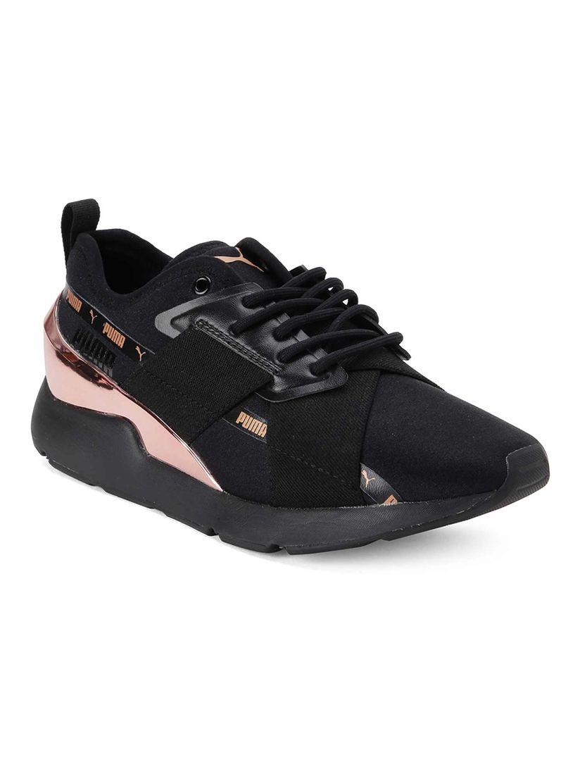 Puma Footwear : Puma Muse X-2 Metallic