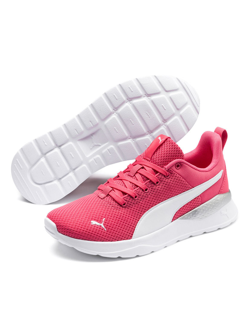 Puma Pink Anzarun Lite Running Shoes