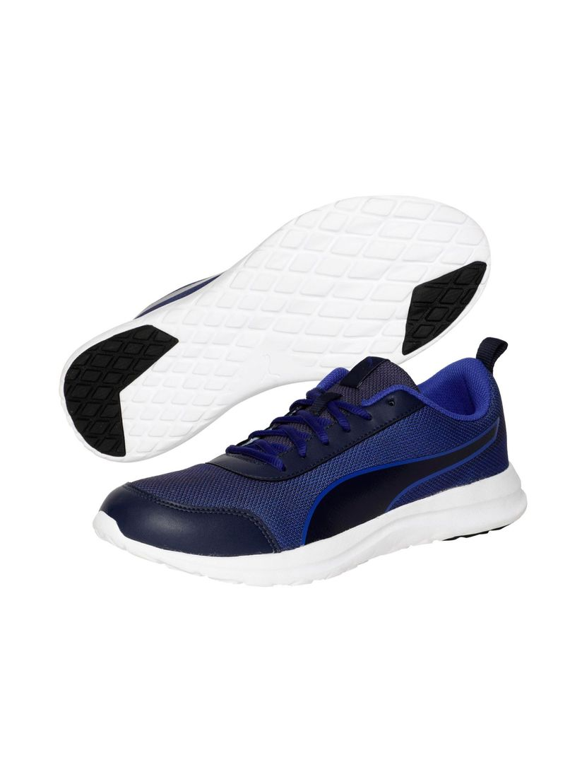 Puma Navy Blue Omega IDP Running Shoes