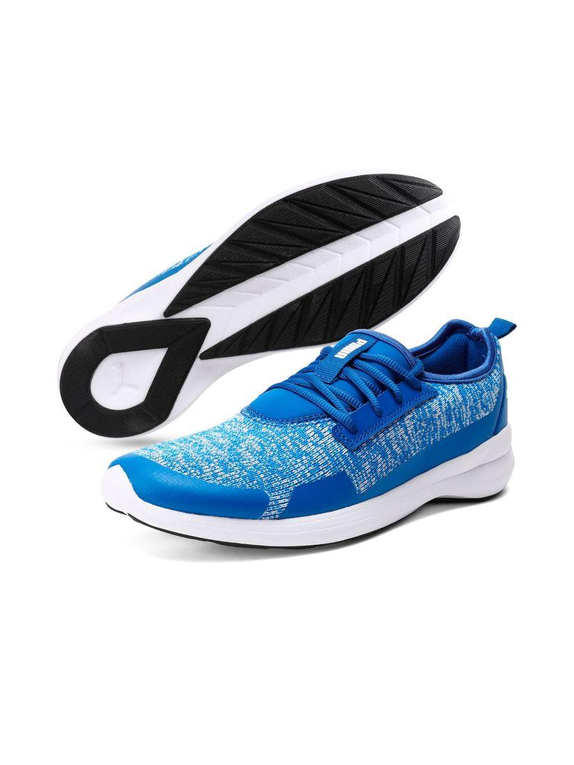 Puma Blue Stride evo IDP Walking Shoes