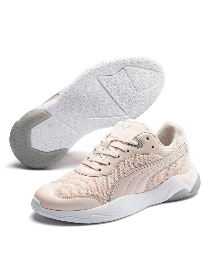 Puma Pink Ekstra Running Shoes