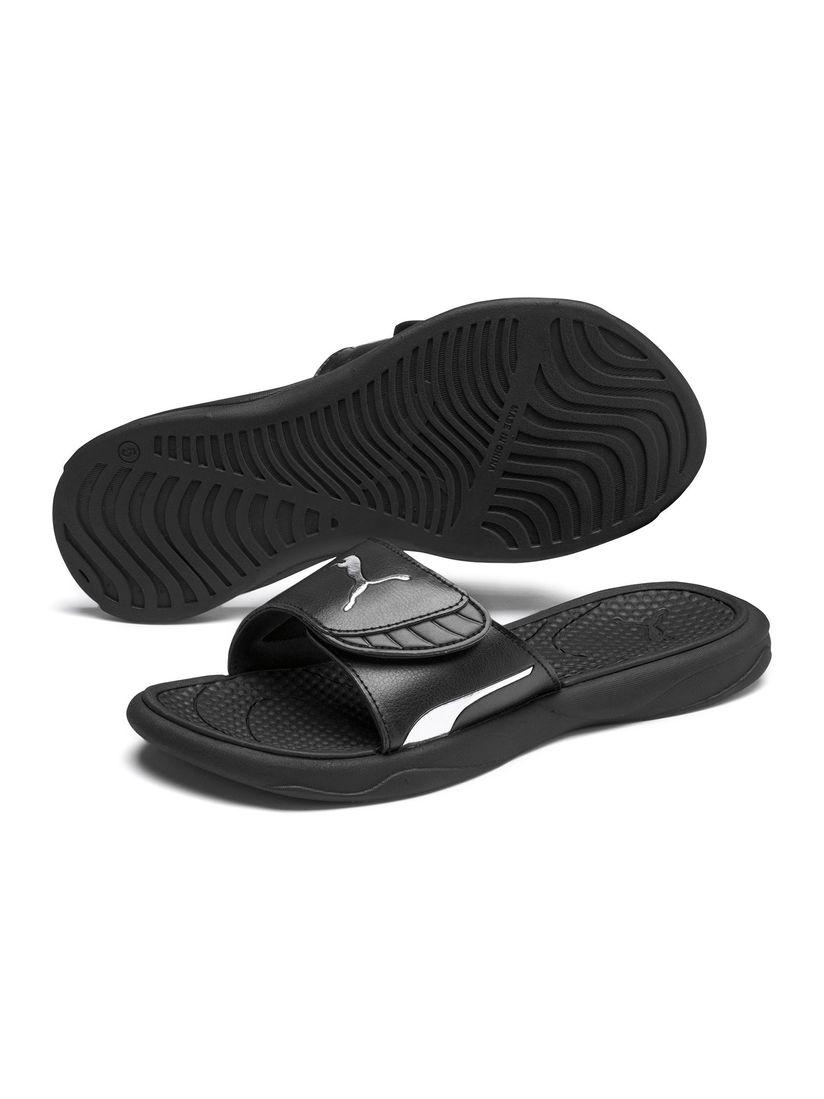 Puma Black Royalcat Comfort Flipflops