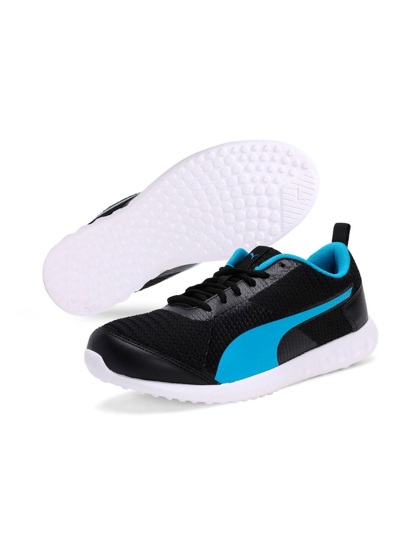 Buy Puma Black Magnum IDP Running Shoes