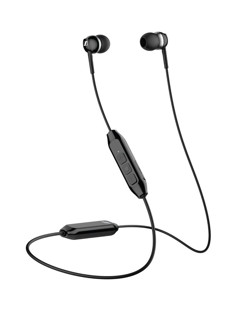 Sennheiser Headphones Buy Sennheiser Black Cx 150bt Wireless In Ear Bluetooth Headset Online Nykaa Fashion