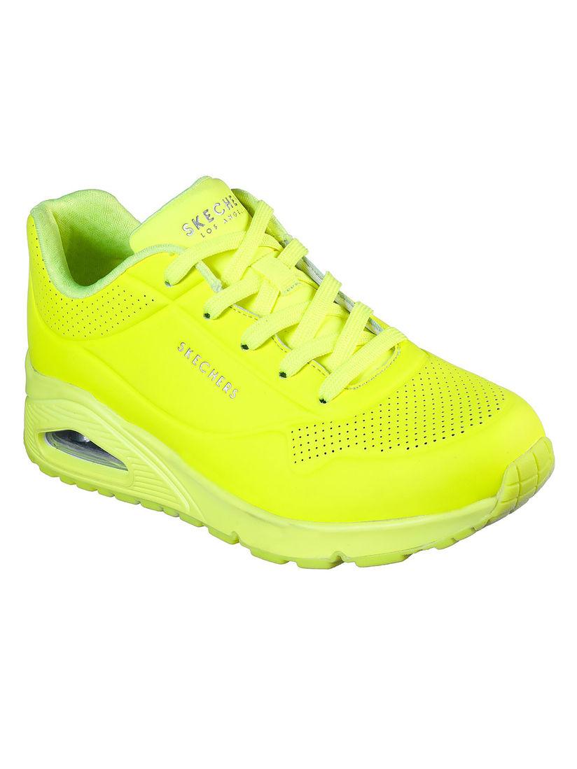 Buy Skechers Yellow Uno Night Shades