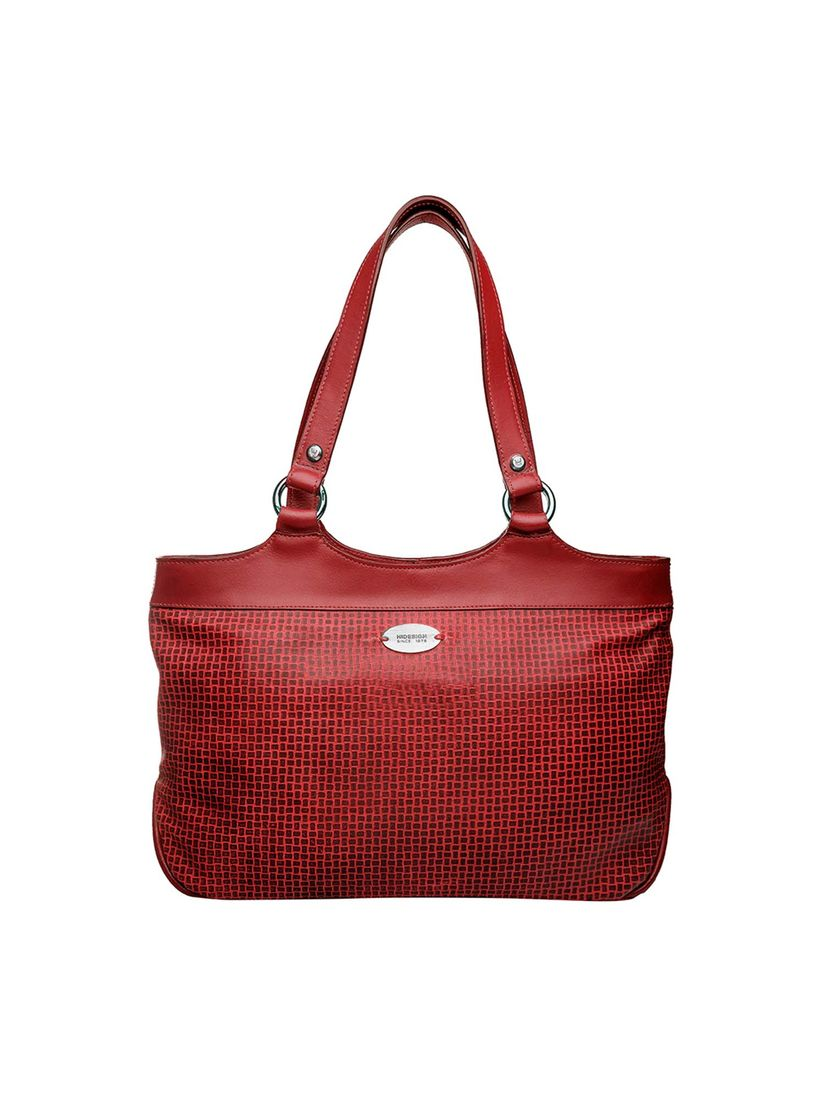 Hidesign Handbags Sb Isabel 02 Red Women S Handbag Online Nykaa Fashion