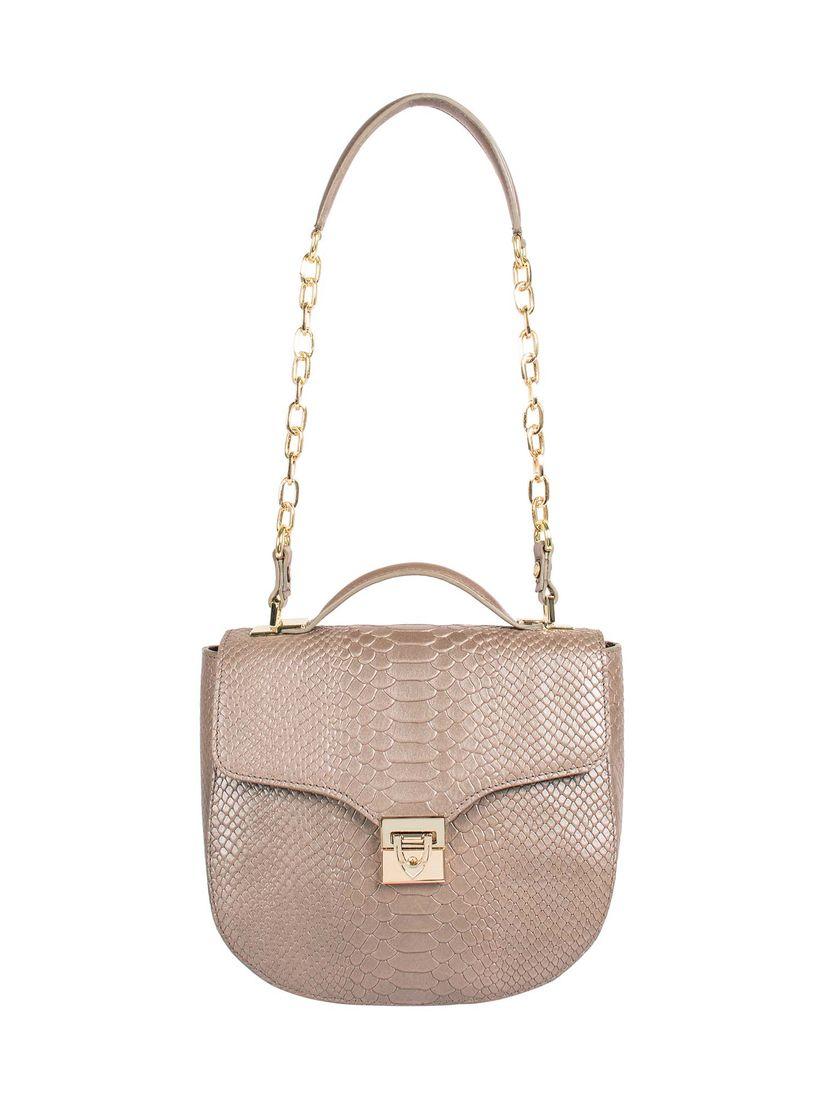 Hidesign Handbags Sb Elsa Metallic Women S Handbag Online Nykaa Fashion