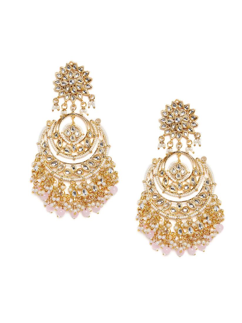Imli Street Earrings Buy Imli Street Kundan Drop Earrings