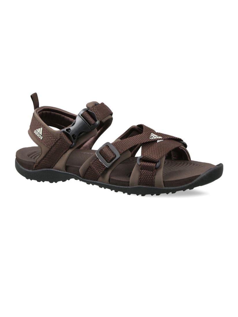 Buy adidas Brown GLADI 2.0 Sandals