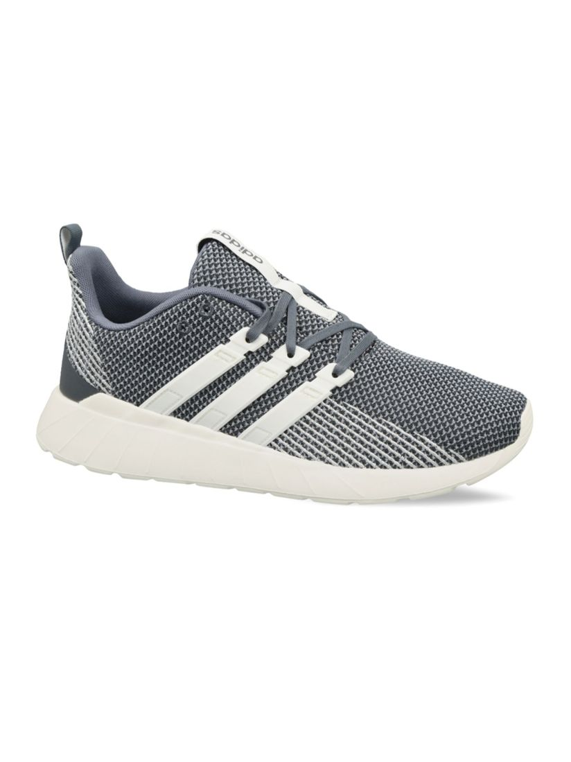 adidas Grey QUESTAR FLOW Running Shoes