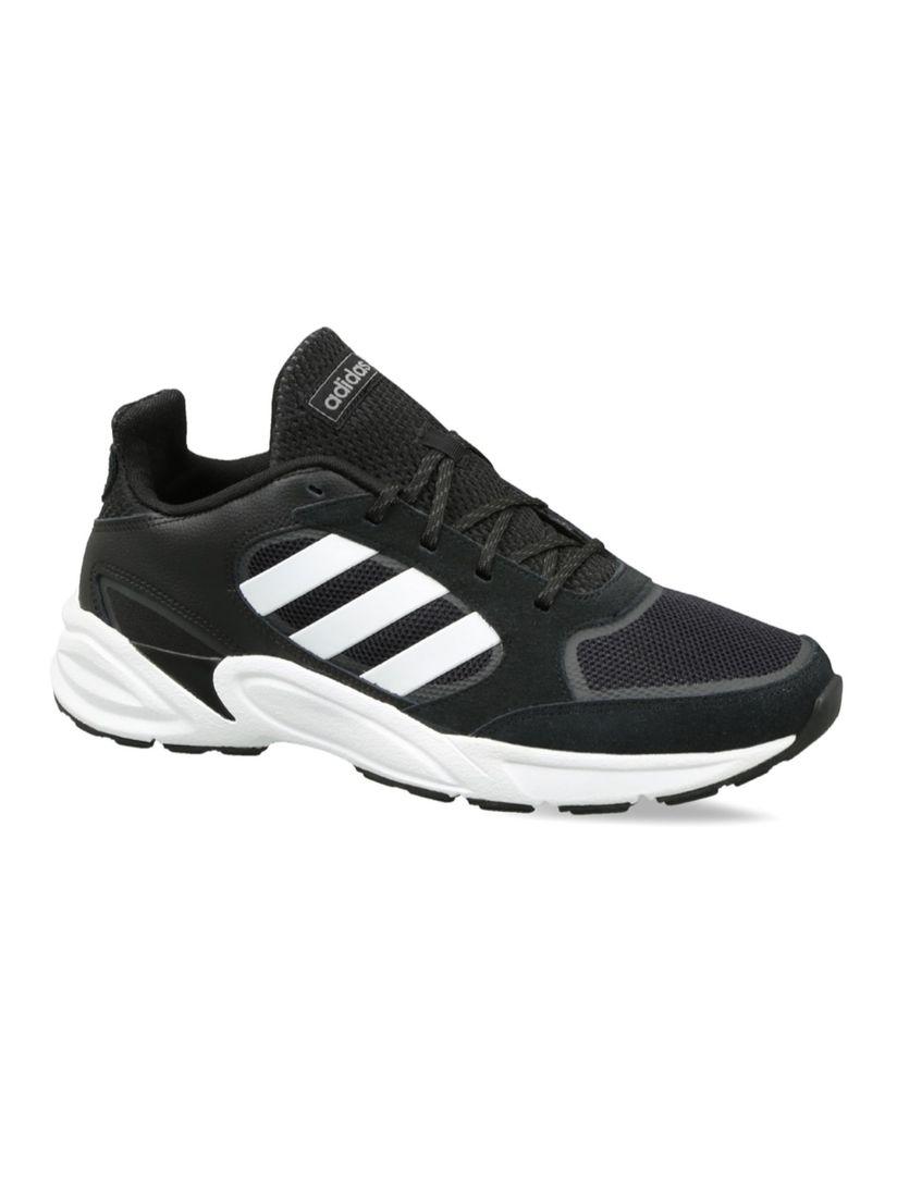adidas Black 90S VALASION Running Shoes