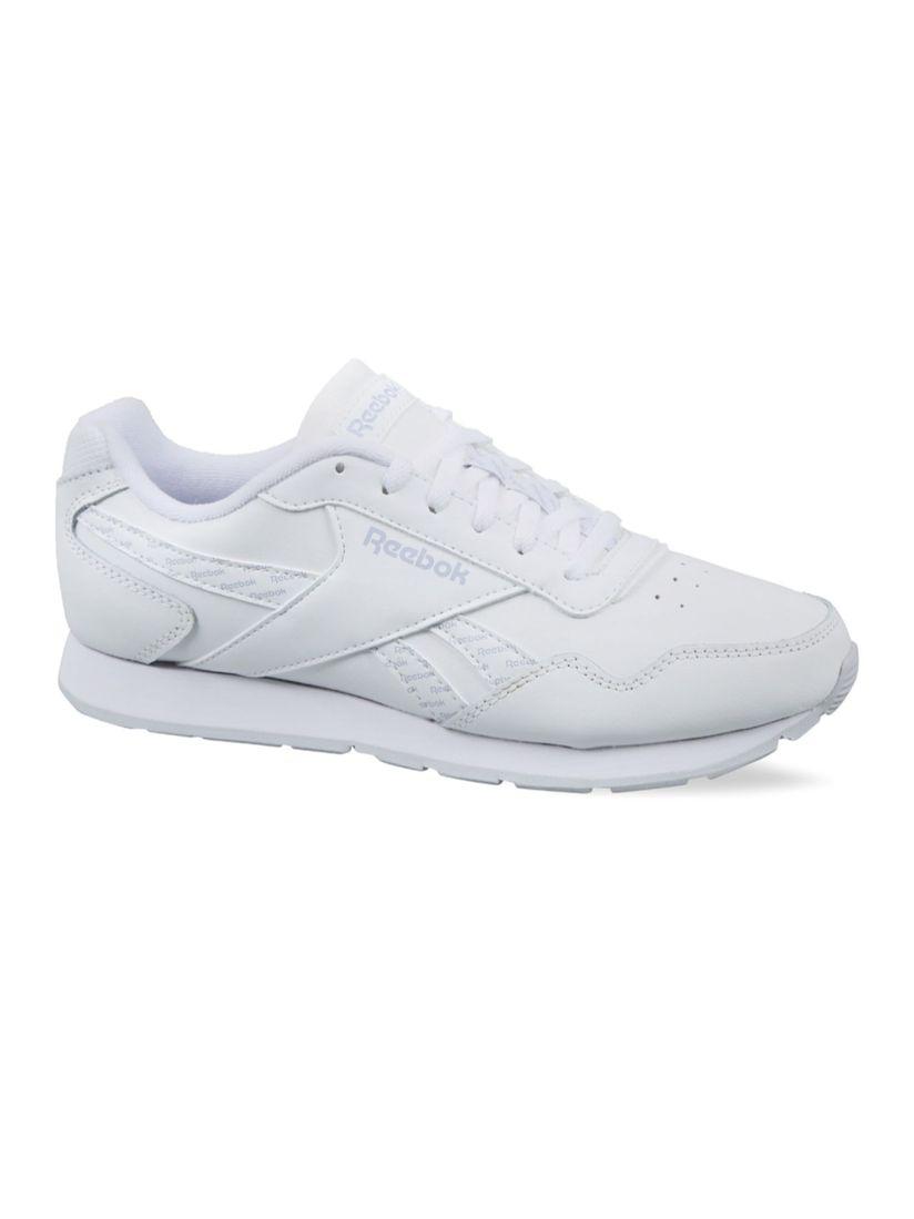 Reebok Royal Glide White Solid Sneakers