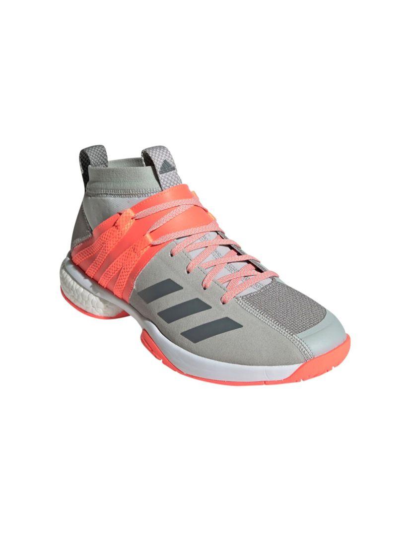adidas Grey WUCHT P8.1 Badminton Shoes