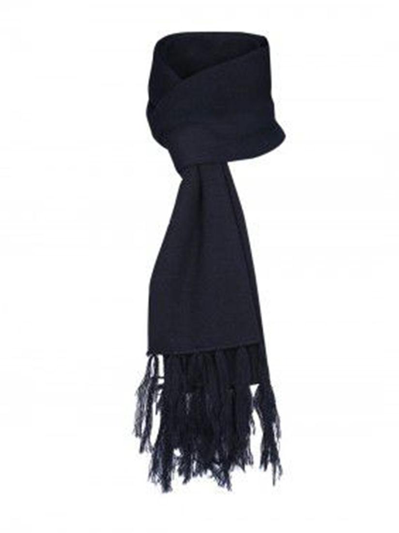 Woollen Wear Muffler Buy Woollen Wear Black Pure Wool Muffler Online Nykaa Fashion