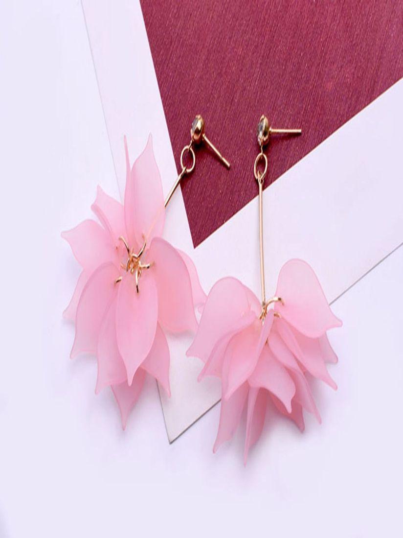 Earring pink
