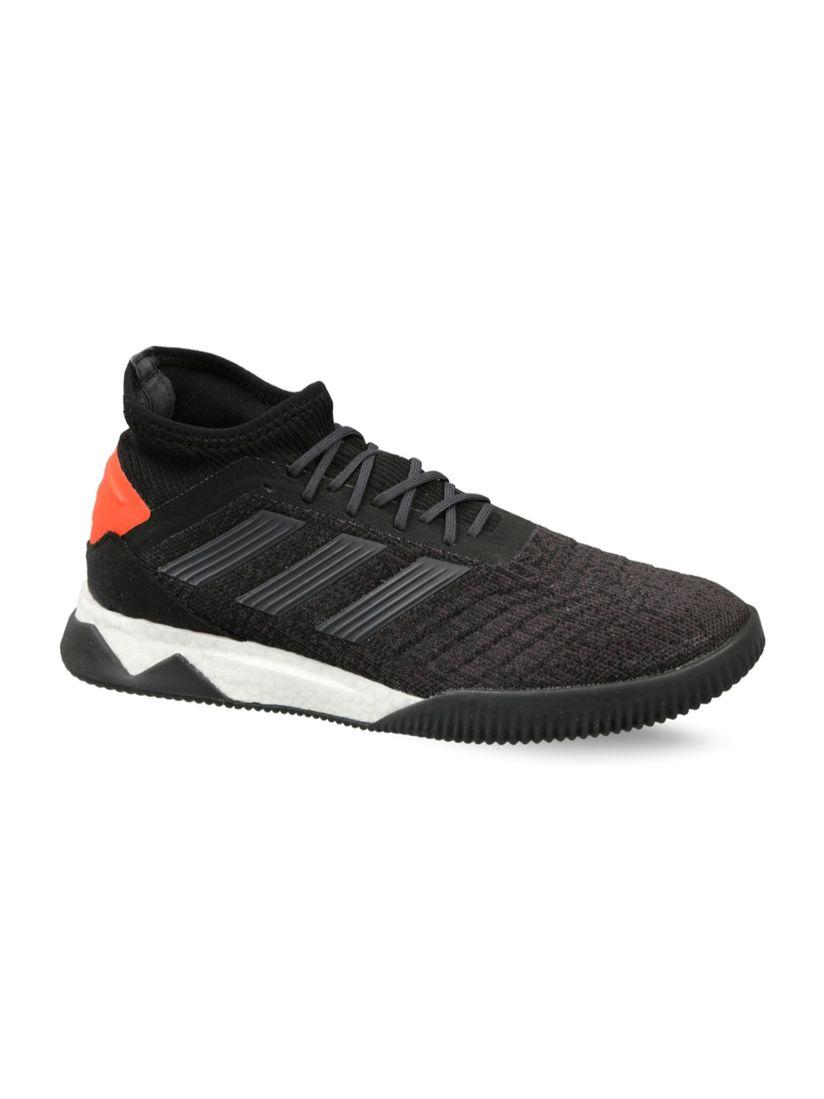 adidas Black PREDATOR 19.1 TR Walking Shoes
