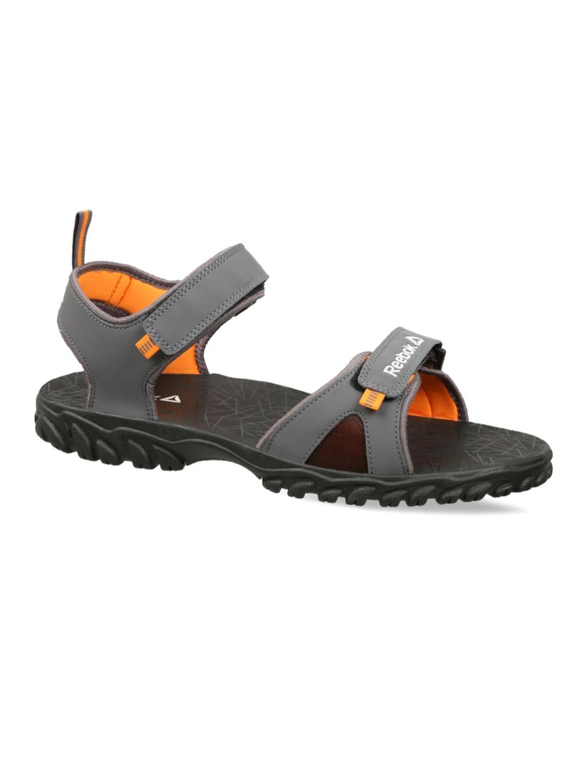 Reebok Grey AZTRIX LP Sandals