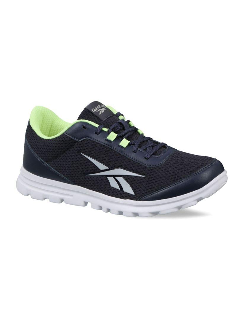 cuestionario Extra empresario  Reebok Sports Shoes : Buy Reebok Navy Blue LUX RUNNER LP Running Shoes  Online   Nykaa Fashion