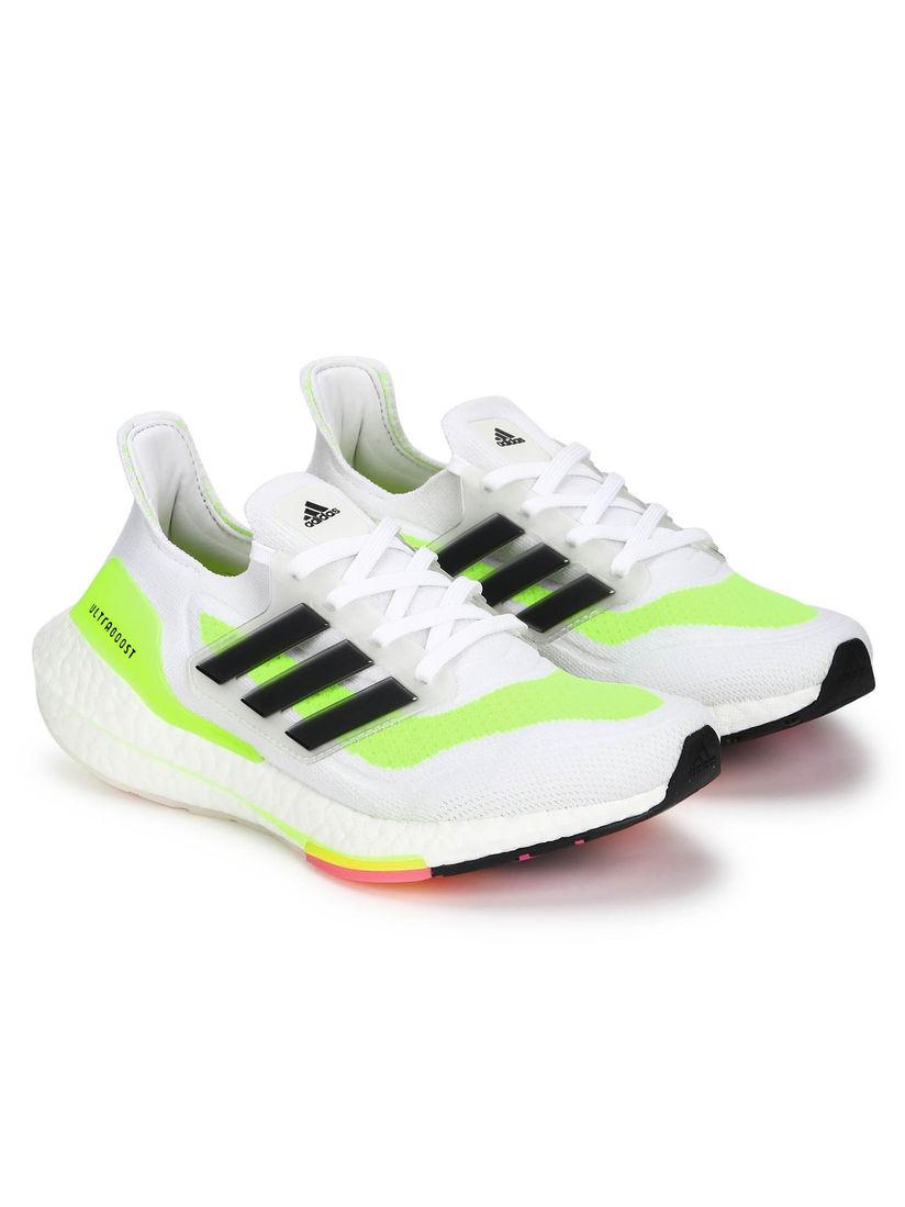 adidas Ub 21 W White Road Running Shoes