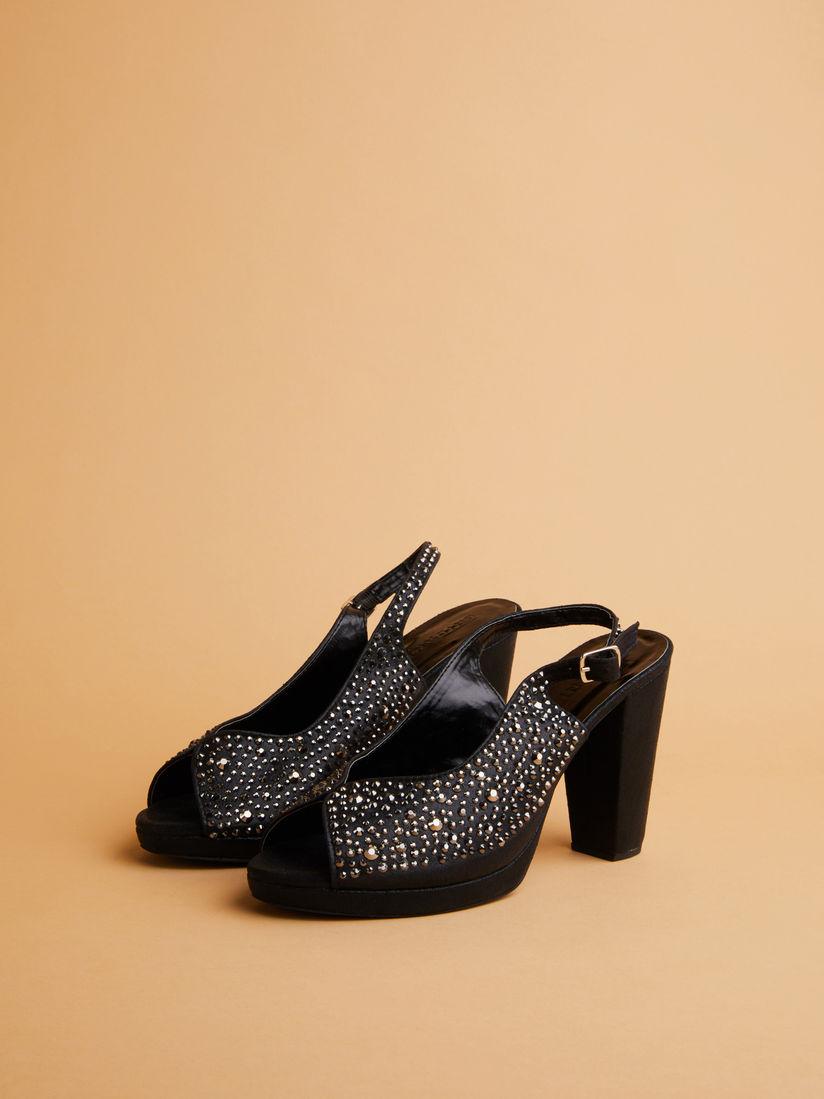 Buy Eridani Black Glaze Embellished