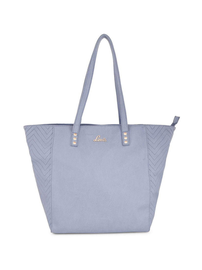Lavie Tote Bags : Buy Lavie Blue Waltz Lg Hz Tote Online | Nykaa Fashion.