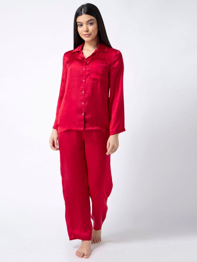 Pyjama satin Wholesale Plus