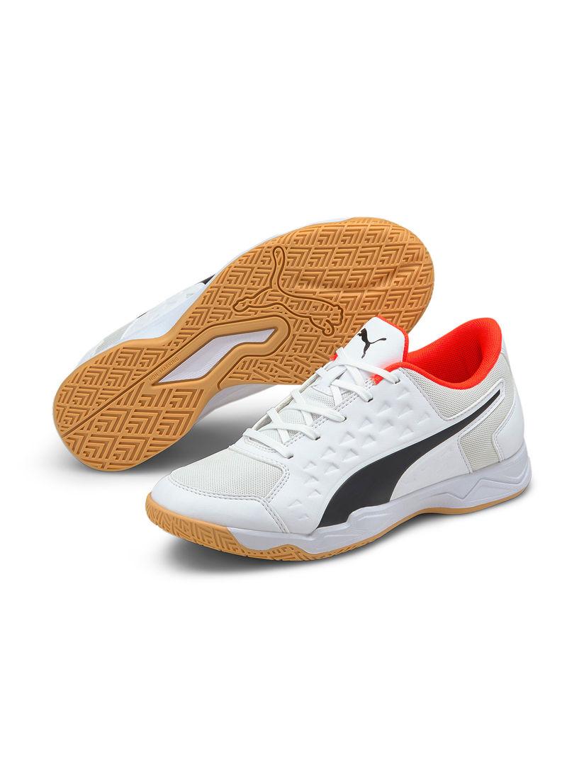 Puma Auriz Jr White Shoes