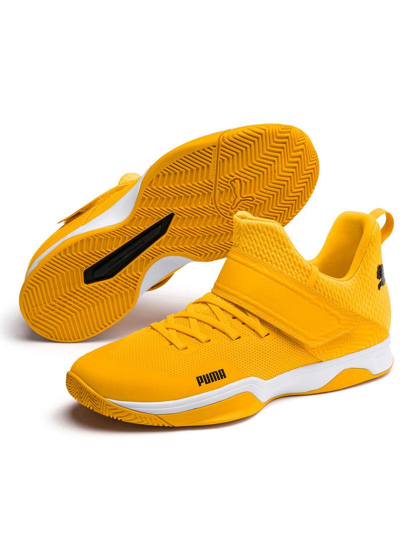 Puma Yellow Rise XT EH 3 Unisex Running Shoes