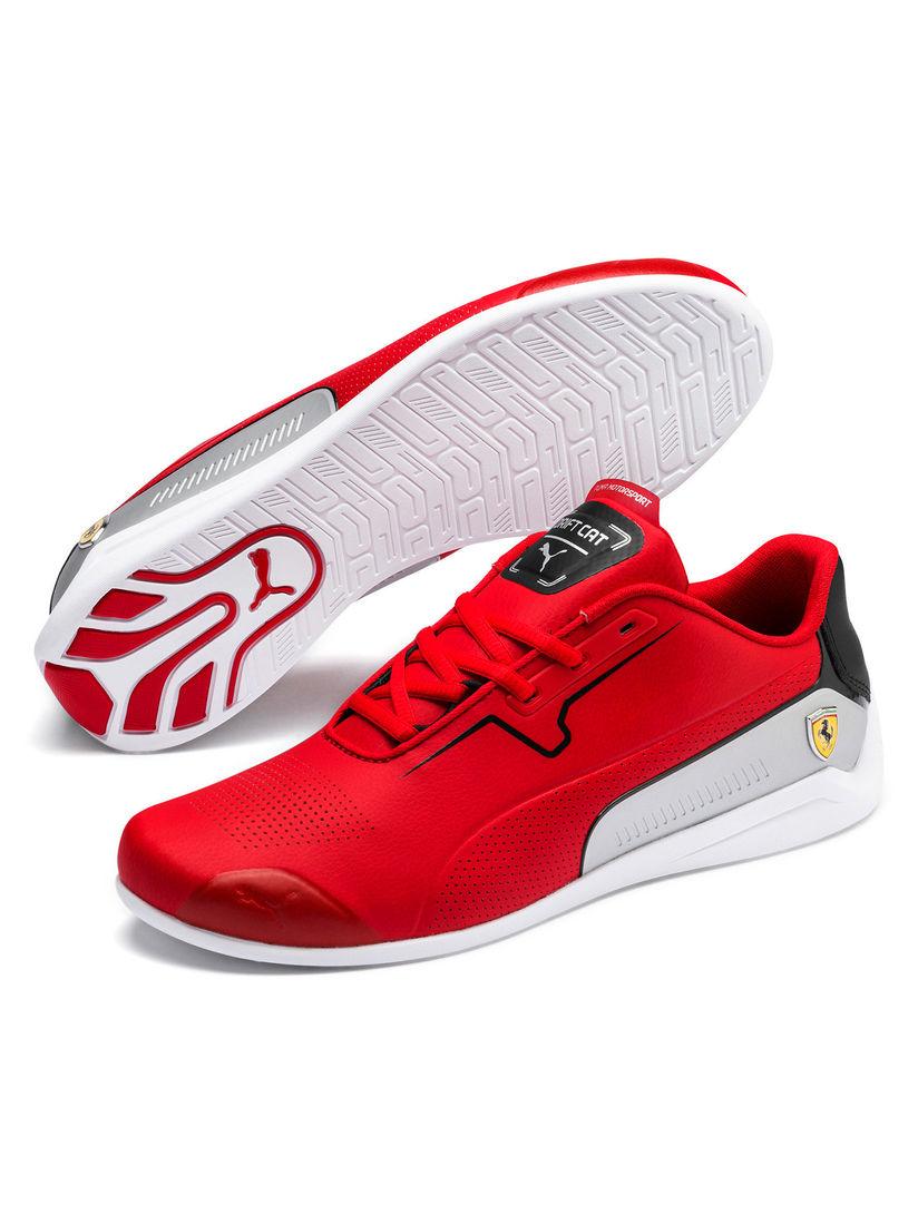 Buy Puma Red Scuderia Ferrari Drift Cat
