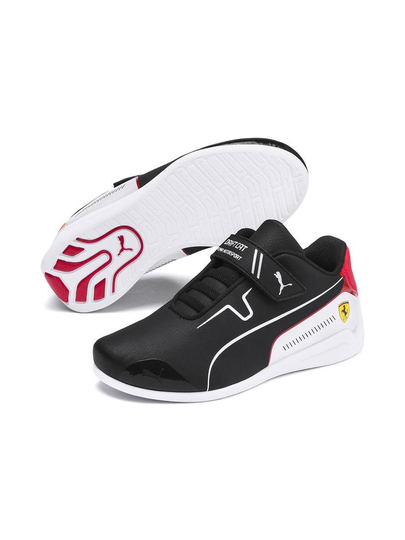 Puma Black SF Drift Cat 8 V PS Shoes