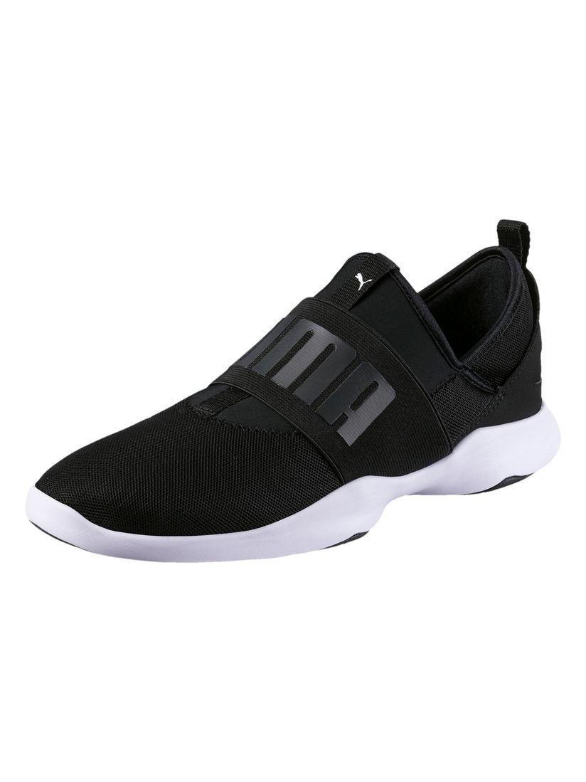Puma Black Dare Unisex Running Shoes