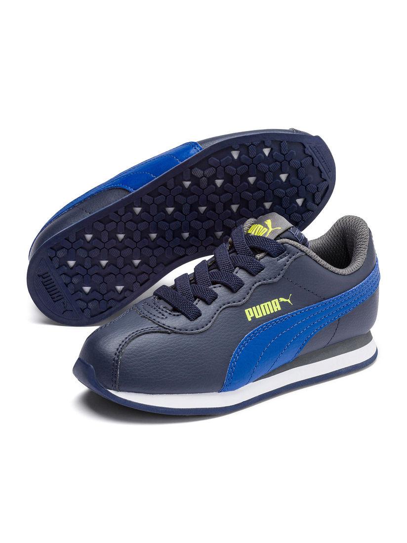 Buy Puma Navy Blue Turin II AC PS Shoes