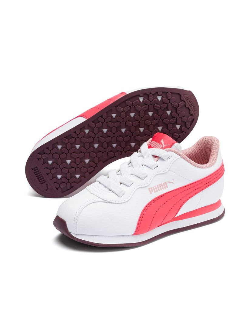 Buy Puma White Turin II AC PS Shoes