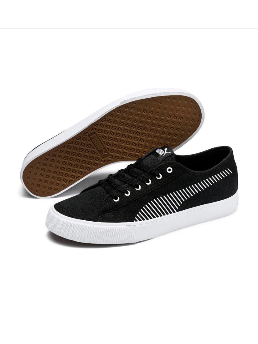 Buy Puma Black Bari Unisex Sneakers