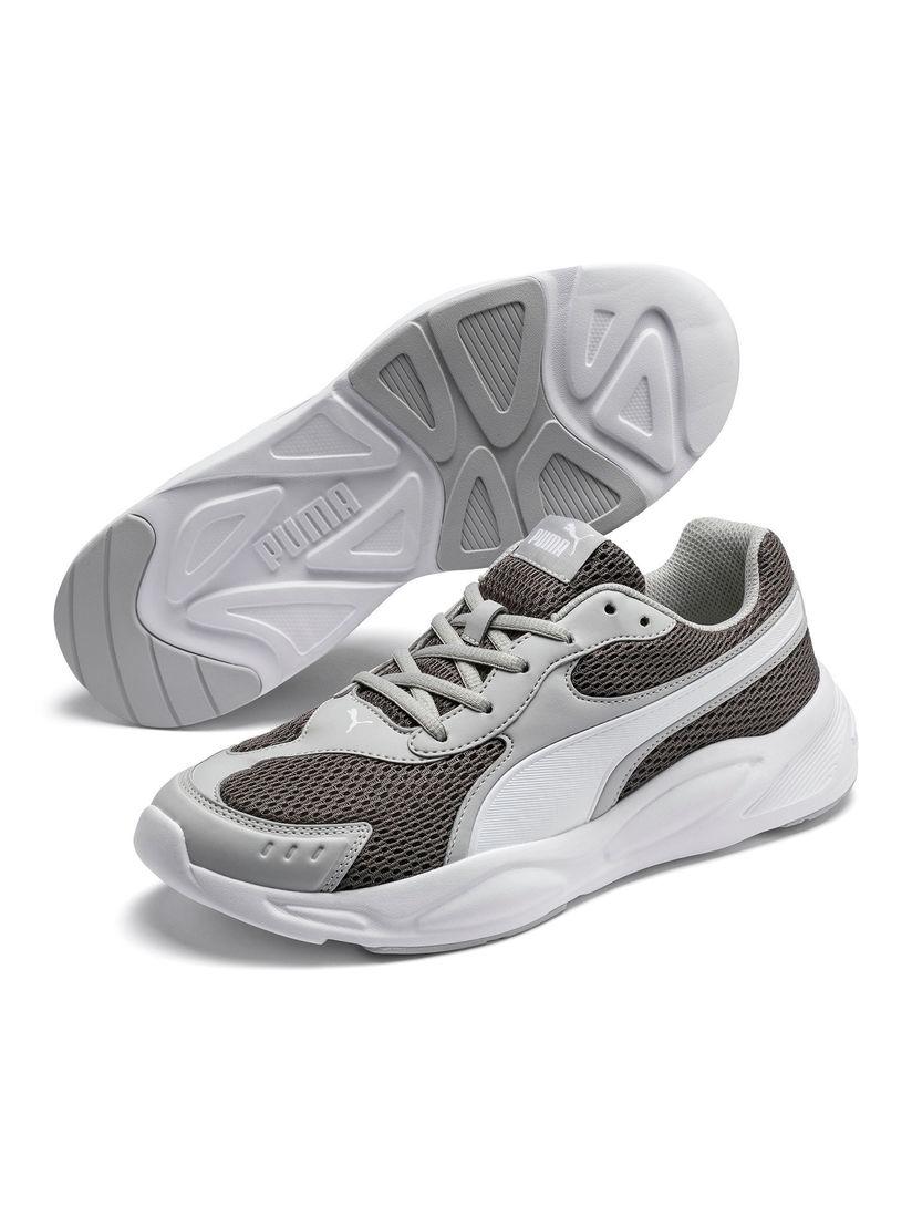 Buy Puma Grey 90s Runner Shoes Online